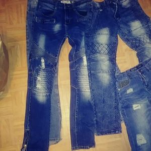 Name band JEANS